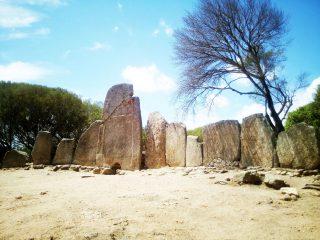 Tomba dei Giganti di Li Lolghi, Arzachena