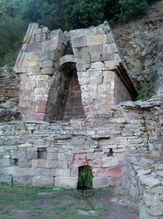 Fonte Sacra nuragica di Su Tempiesu a Orune